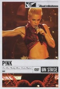 Cover P!nk - Live From Wembley Arena London, England [DVD]